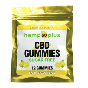 cbd gummies - broad spectrum 12 count