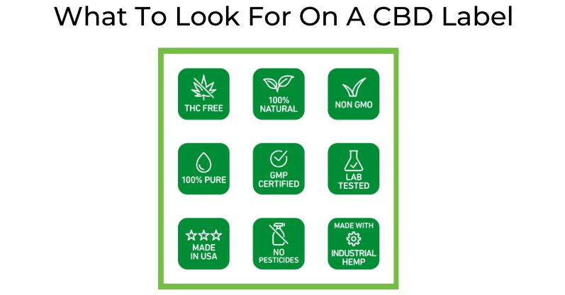 cbd label
