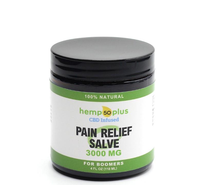 cbd pain relief salve 3000 mg
